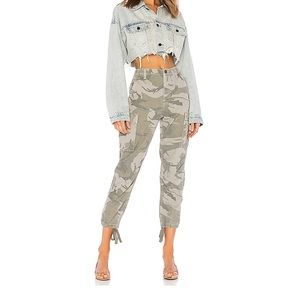 MAXWELL PANT IN RENEGADE GRLFRND size 25 NWT